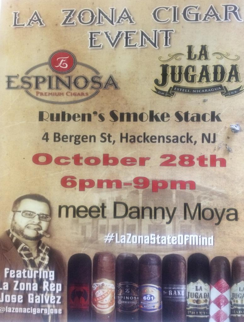 la zona cigar event